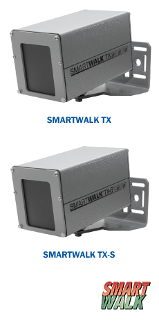 SmartWalk™ TX Series Trail Motion Sensors