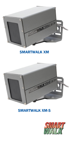SmartWalk™ XM Series Crosswalk Motion Sensors