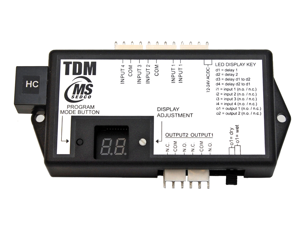 TDM-HC High Current Universal Time Delay Module