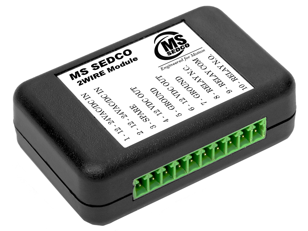 MS Sedco 2-WIRE Module - MS Sedco