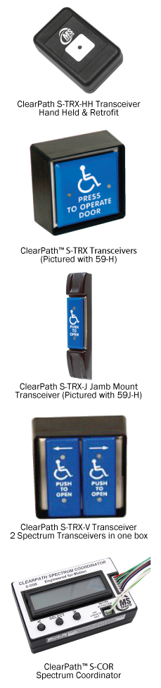 ClearPath™ Spectrum Wireless Radio Control System