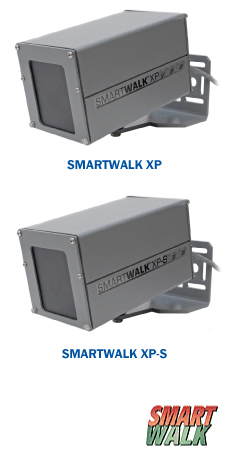 SmartWalk™ XP Series Trail & Crosswalk Presence Sensors