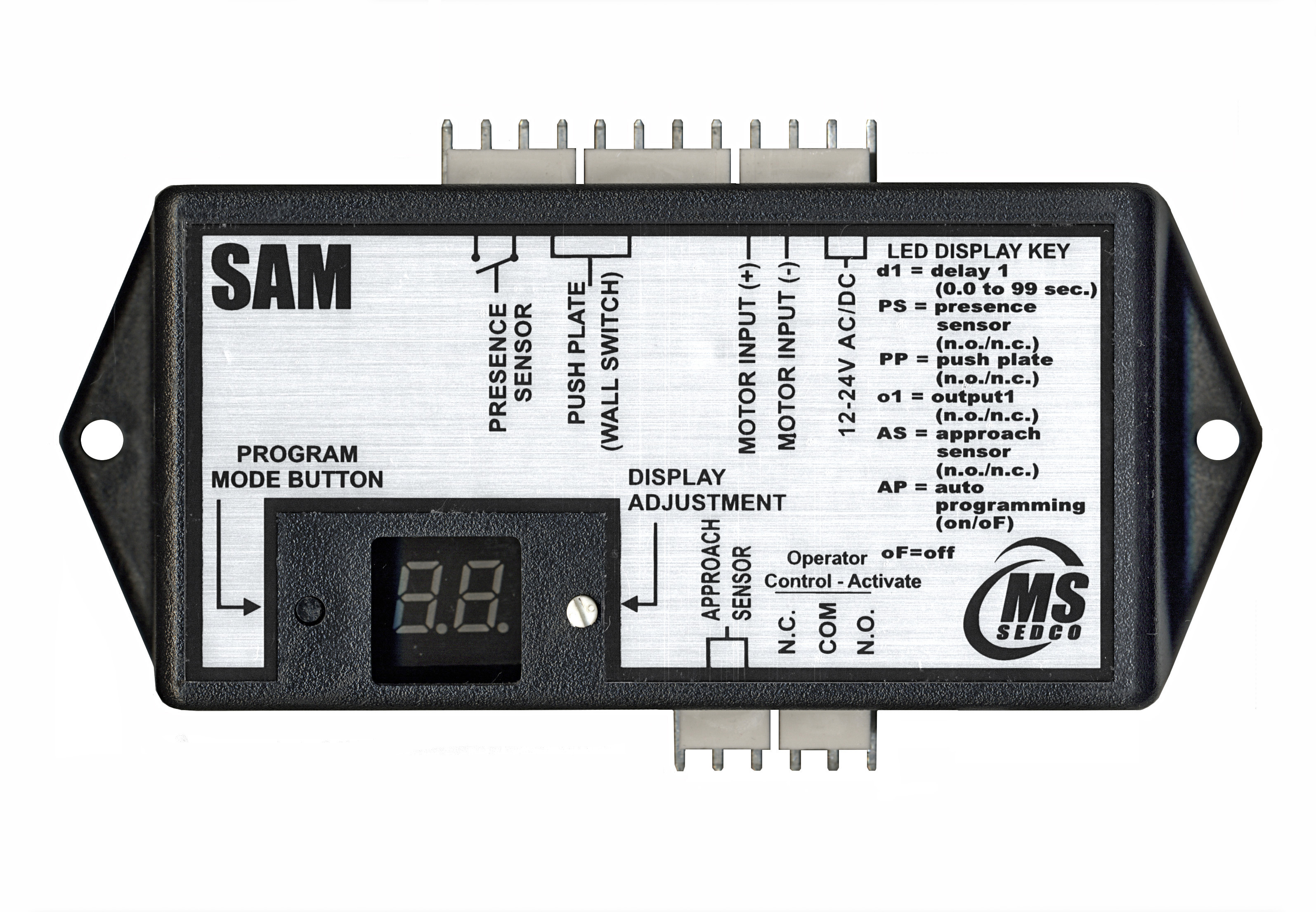 SAM Secondary Activation Module