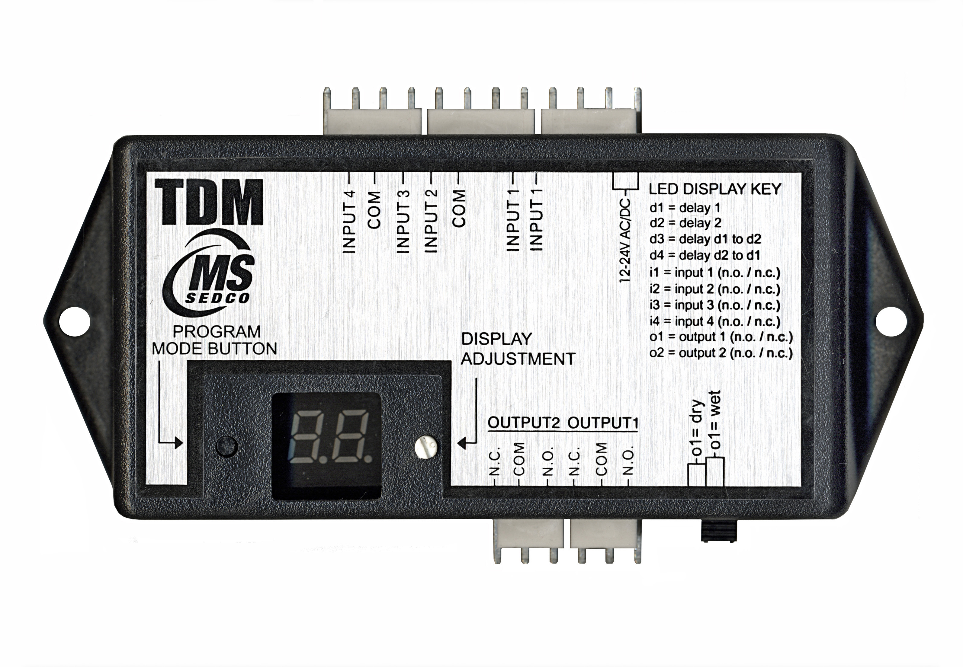 Ms Sedco Timers Relay Lockouts Archives Related Links Delay Timer Electronic Switch More Circuit Tdm Universal Time Module